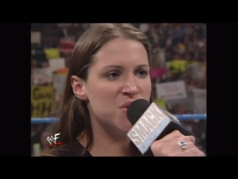 Stephanie McMahon talks about Triple H drugging and marrying her. thumbnail
