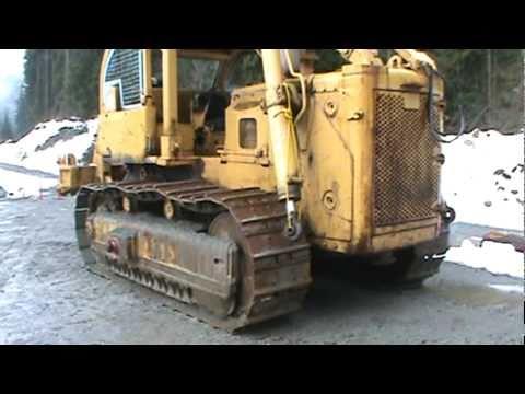 International TD25C Bulldozer