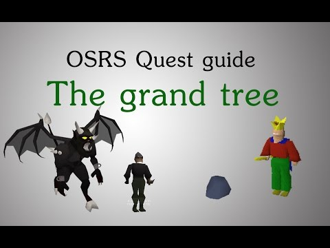 [OSRS] The Grand Tree quest guide