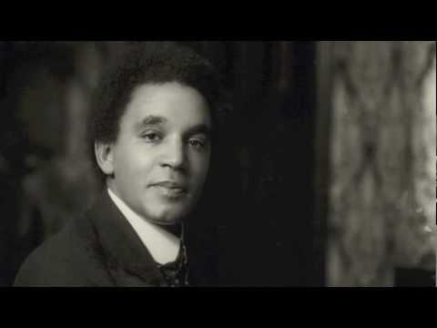 Samuel Coleridge-Taylor: Keep me from sinkin' down (1912)