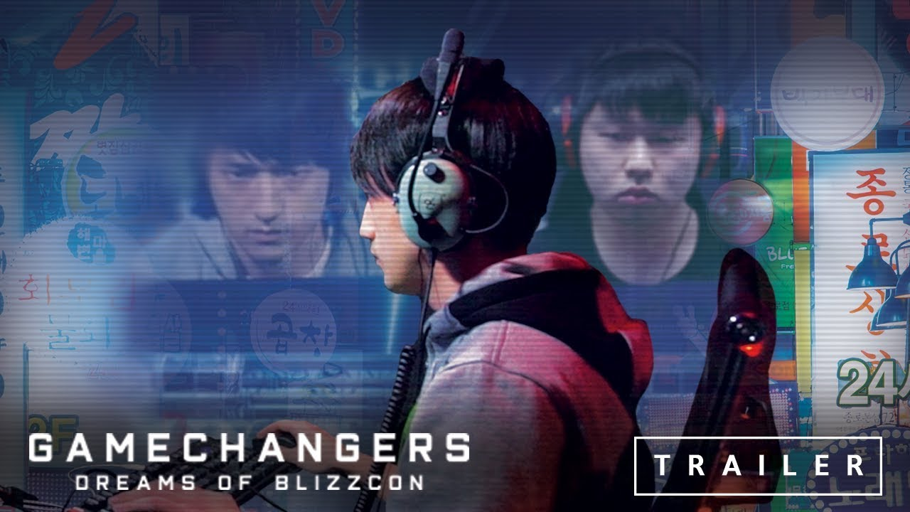 GAMECHANGERS: DREAMS OF BLIZZCON - Trailer