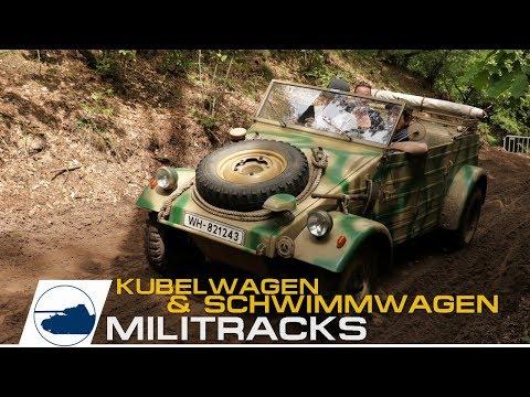 VW Kubelwagen & Schwimmwagen - Militracks 2017