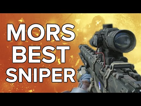 Advanced Warfare In Depth: MORS Sniper Rifle Review (& Variants Guide)