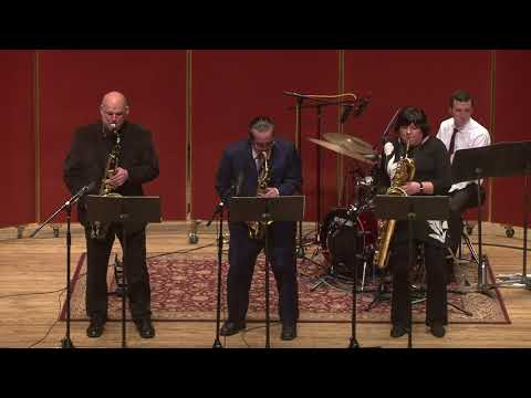 Borneo Horns By Lenny Pickett  Featuring Miles Osland, Alto Saxophone; Paul Deatherage, Drums