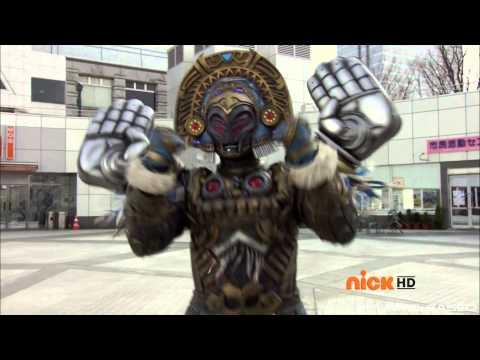 Legendary Jungle Fury Rangers Fight: Jungle Fury Theme (Super Megaforce)
