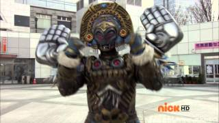 Legendary Jungle Fury Rangers Fight: Jungle Fury Theme (Super Megaforce)