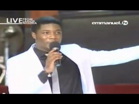 Just For Me By Emmanuel TV Singers / SCOAN