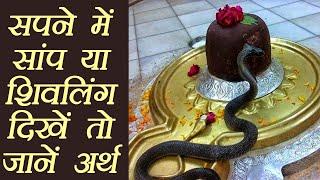 Sawan : शिव भगवान को सपने में देखने का अर्थ | Meaning of Dreams About Lord Shiva | Boldsky