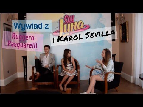 Wywiad z Ruggero Pasquarelli i Karol Sevilla