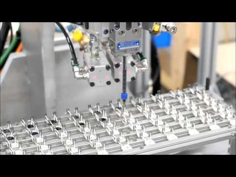 XYZ Electronic Potting Dispense System