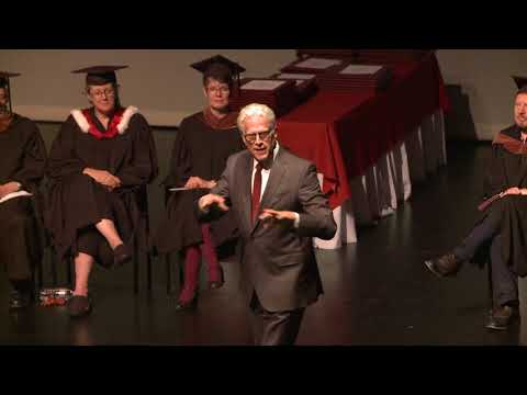 School of Drama Keynote Ted Danson - Commencement 2018 ...
