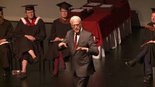 School of Drama Keynote Ted Danson - Commencement 2018