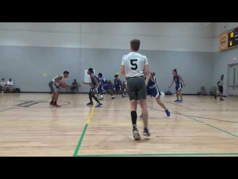 AAU BEST OF THE BAY-9TH GRADE TEMPLE TERRACE THUNDER VS TEAM 100 TAMPA 5/20/18