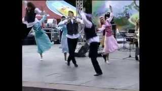 Еврейские народные танцы. Часть 3
