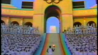 A Tribute to the Olympics 1984