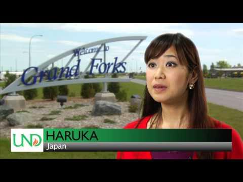 University of North Dakota and International Students