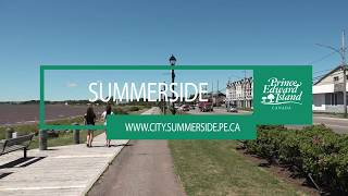 Moving to Canada: City of Summerside, Prince Edward Island