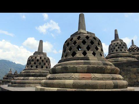 A Tourist's Guide to Yogyakarta, Indonesia