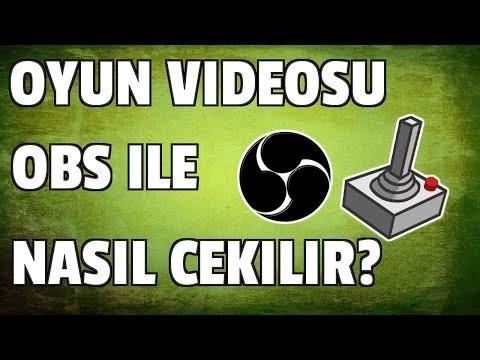 #Nasıl video çekiyorum #OBS ile video çekme ve tüm ayarlar  #OYUN videosu nasıl çekilir
