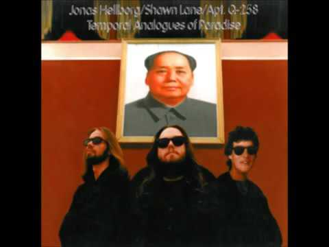 Jonas Hellborg & Shawn Lane Temporal Analogues Of Paradise ( Full Album )