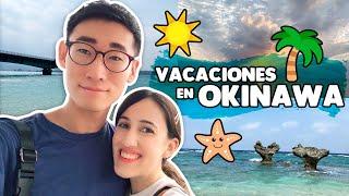 NUESTRAS VACACIONES EN OKINAWA   MEXICANA EN JAPÓN | HelloTaniaChan