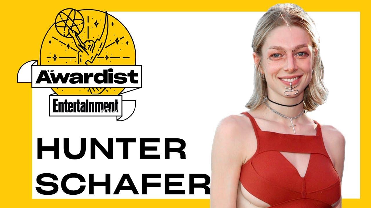Hunter Schafer On Wearing Multiple Hats on 'Euphoria' | The Awardist