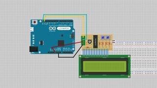 8. Jak podłączyć LCD do Arduino z użyciem konwertera I2C?