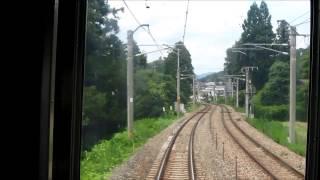 篠ノ井線臨時快速 乗車録