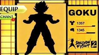 Shadow Fight 2 vs Goku And Ninja Bodyguards