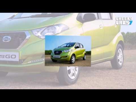 All new Datsun redi GO 2016 interiors