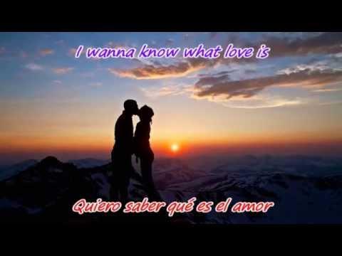Foreigner ~~ I want to know what love is ~~ Contiene Subtítulos en inglés y español