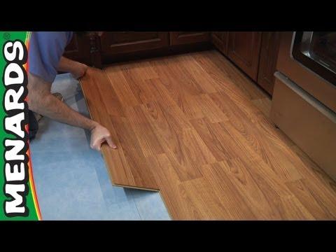 Laminate Flooring - How To Ins...