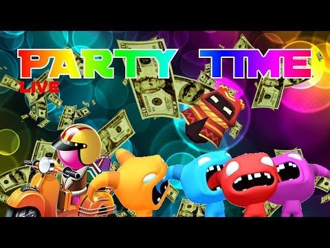 PARTY TIME Live mit Stan und Diana - Der Computer ist ein Cheater