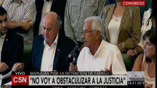 C5N - Politica: Conferencia de Oscar Parrilli