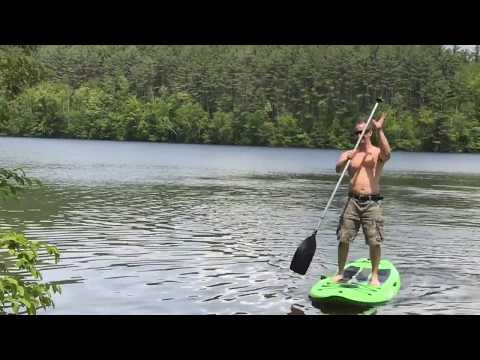 Sundolphin Seaquest 10' Paddleboard Product Review