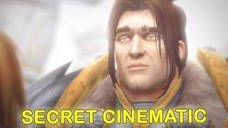 WoW Legion 7.2 - King Anduin Wrynn Cinematic - MEETS VARIAN [SPOILER WARNING] SECRET CINEMATIC