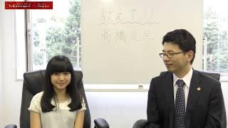 3回目の「教えて!!高橋先生」は、憲法について高橋先生がお話を始めま...