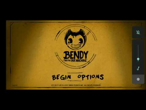 Как скачать Bendy And The Ink Machine На андроид