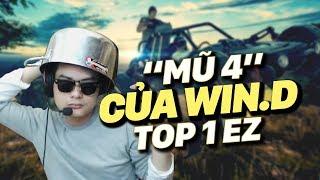 """mua được """"mũ 4"""" thần thánh   win.d top 1  ez"""