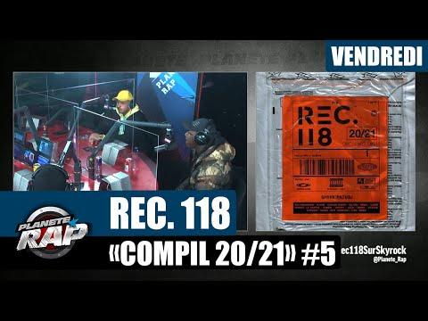 Youtube: Planète Rap – REC. 118«20/21» avec Hornet La Frappe, Zikxo et Kaneki #Vendredi