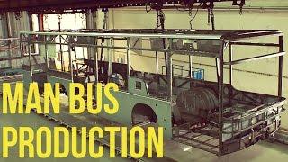 MAN Bus Production - Body Shop