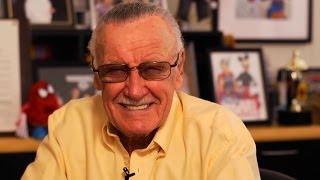 Stan Lee talks Marvel vs DC and the secret to Marvel's cinematic success!