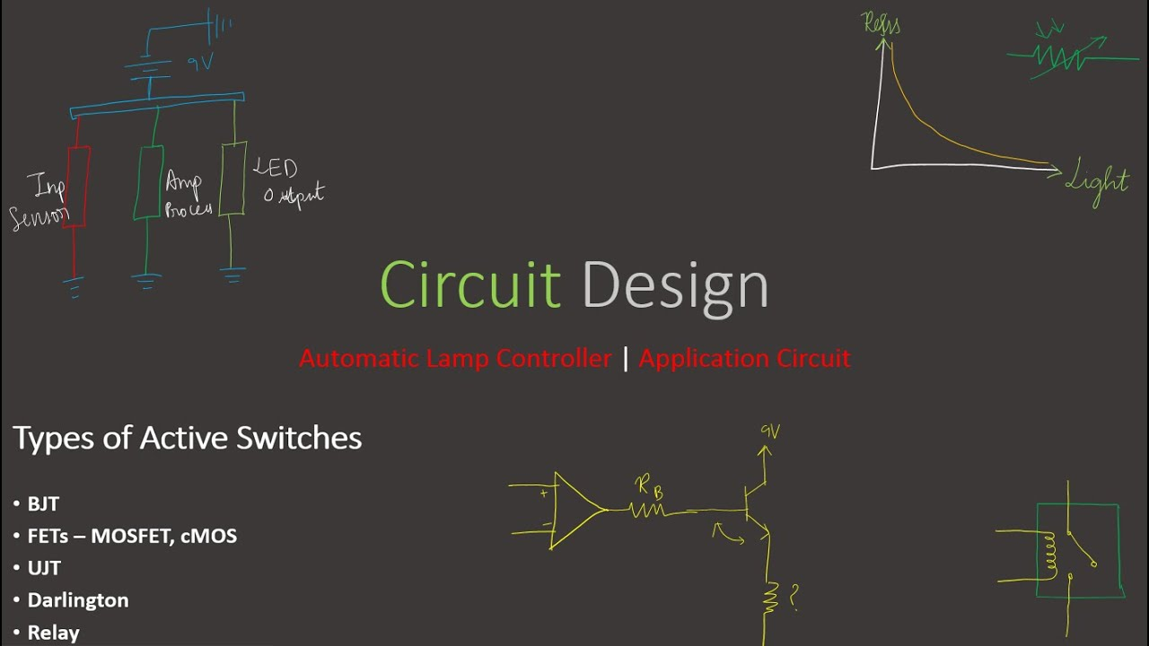 Circuit Design In Tamil Youtube House Wiring Books