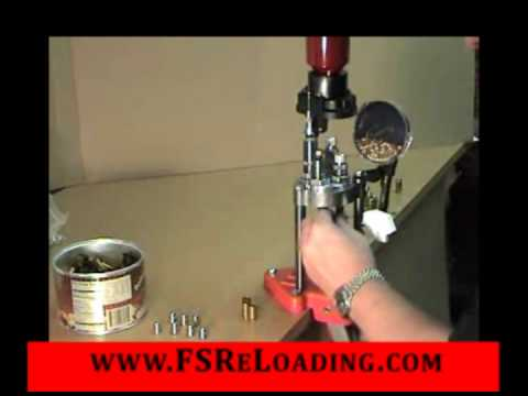 how to make your own reloading press
