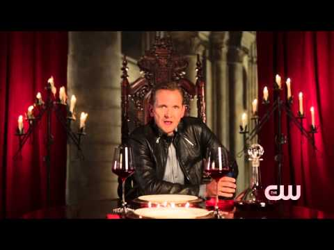 The Originals - My Dinner Date with. Sebastian Roche