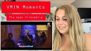 """Reaction to """"VMIN Moments"""" 