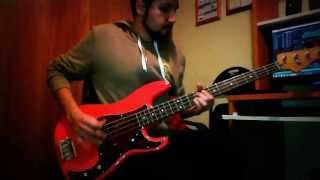 "Foo Fighters ""Generator"" Bass Cover"