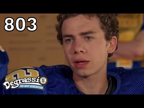 Degrassi 803 - The Next Generation | Season 08 Episode 03 | HD | Fight The Power