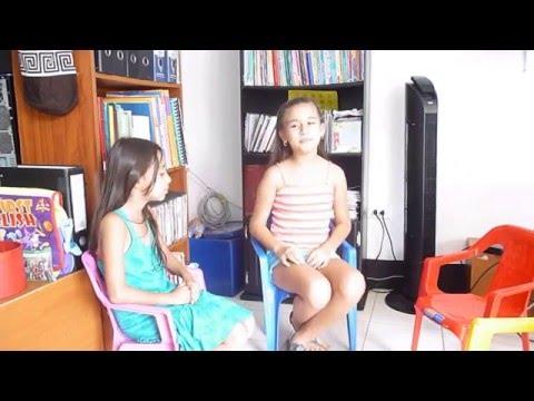 Personal presentation kids