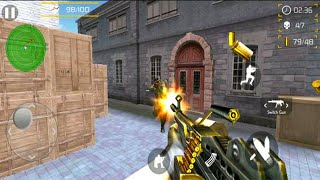 Counter Terrorist Strike Shoot - Android GamePlay - FPS Shooting Games Android